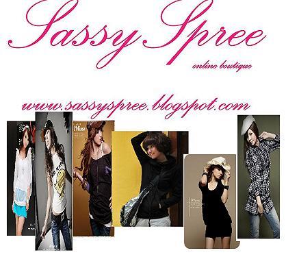 Sassy Spree