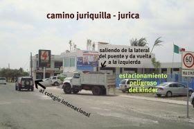 PUENTE JURIQUILLA-JURICA MUY PELIGROSO