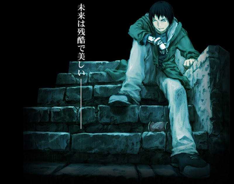 wallpaper sad boy. wallpaper makeup anime oy and