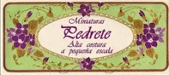Pedrete Miniaturas: