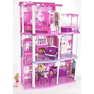 S para meninas super casa da barbie - Casa de barbie con ascensor ...