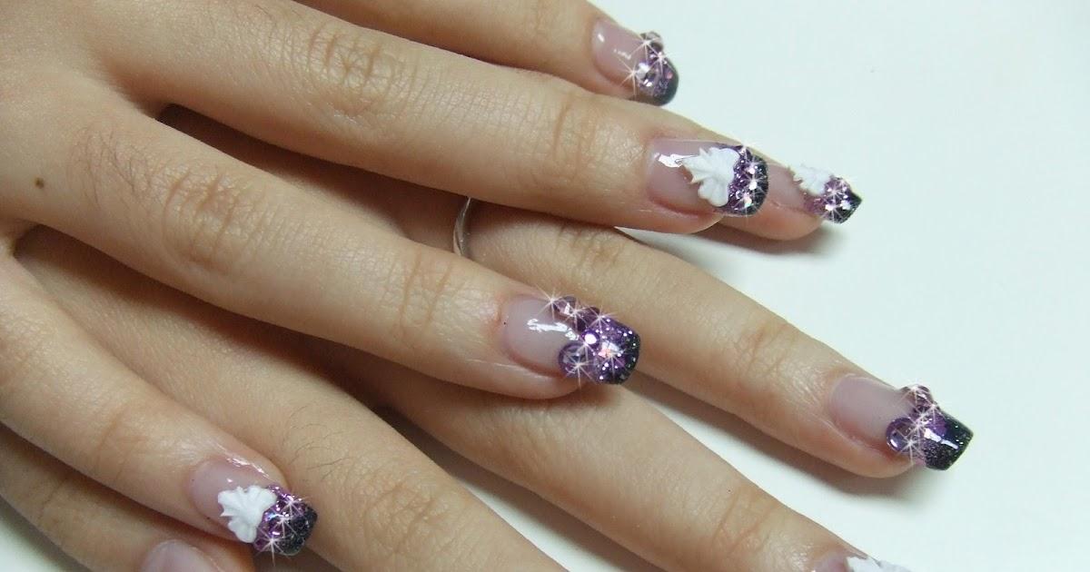 fashion style unique nail art