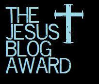 The Jesus Blog Award