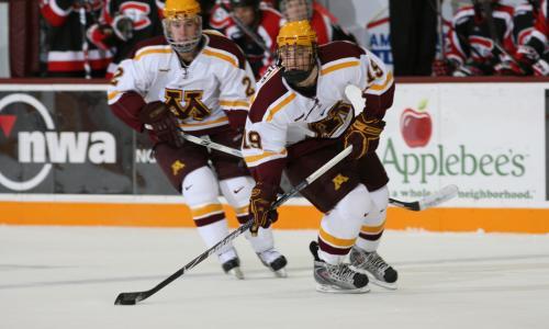Ticket King Mandi: Minnesota Golden Gophers vs. Union ... Gopher Hockey