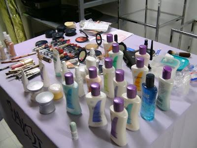 Produtos do Curso de Maquiagem da Payout