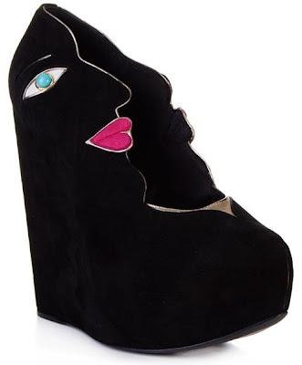Sapato bapho Dolce e Gabanna