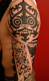 tattoo styles for men and women borneo tattoos. Black Bedroom Furniture Sets. Home Design Ideas