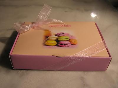 Gerard Mulot macarons