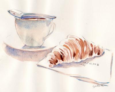 #112 - Pierre Herme croissant