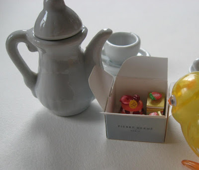 New mini tea set