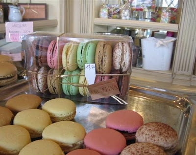Macarons - Paris Breakfasts