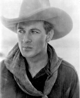 Cowboy Actor Gary Cooper