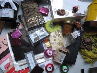 Salon du Chocolat stuff