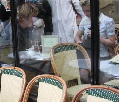 Cafe Deux Magots