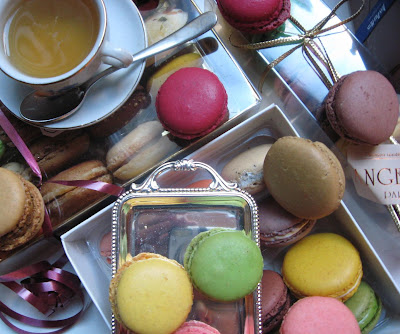 Paris Macarons