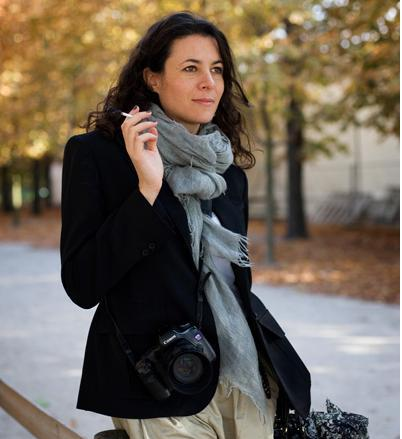 Major Top Hot Hot French Blogger Photographer Garance Dore Caught Here By Her Hot Beau The Sartorialist