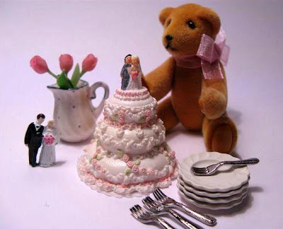 Course there 39s nothing wrong with this wedding cakeexcept for the size