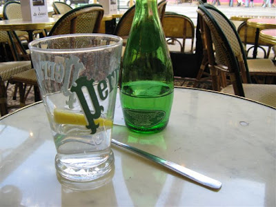 Paris Cafe Tables