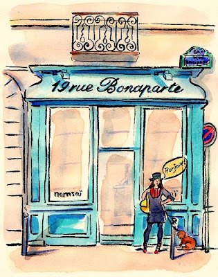 Rue Bonaparte