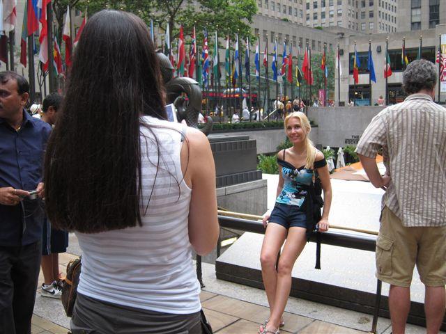 New york dating girls