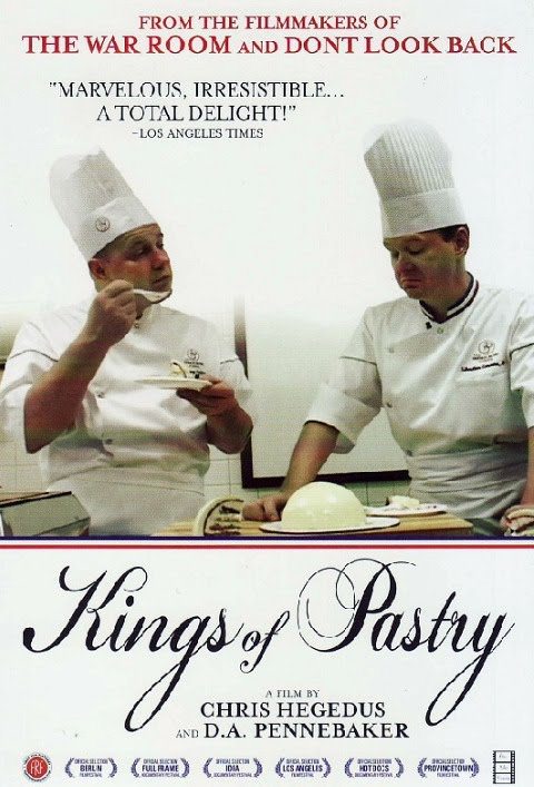 King of Pastry at Laemmle