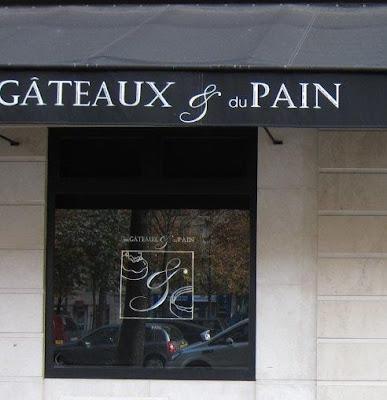 Des Gateaux et du Pain