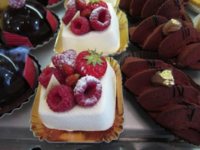 Parisien pastry