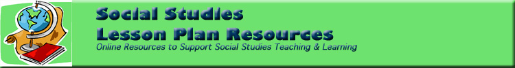 Social Studies Lesson Plan Resources