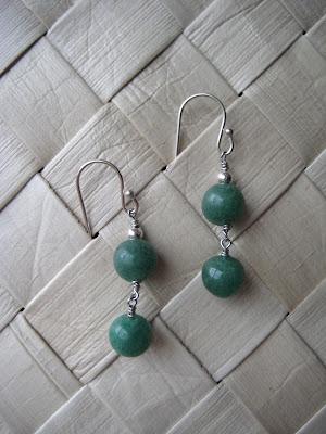 birthday earrings for Jenn