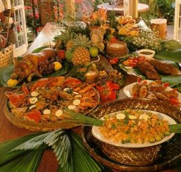 Traditional Filipino Food/Dishes