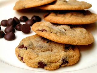 chocolate chips - my favorite treat