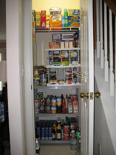Avoiding Food Spoilage - proper way to Store Food