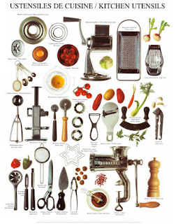 kitchen hints - choosing your utensils