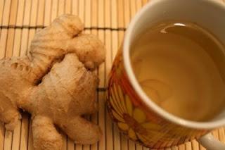 salabat (ginger ale)