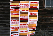 Unfurnished Quilt Pattern
