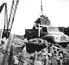 Quarrying in the 1950s