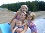 Mama & her girlies at the lake!