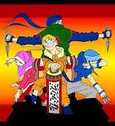 Harapanku pada Naruto & kengkawan..hehe.
