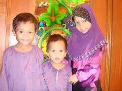 Asna Nafeesa, Qawi  & Fa'izeen