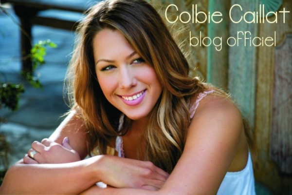 Colbie Caillat Blog Officiel