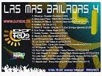 Las + Bailadas 4