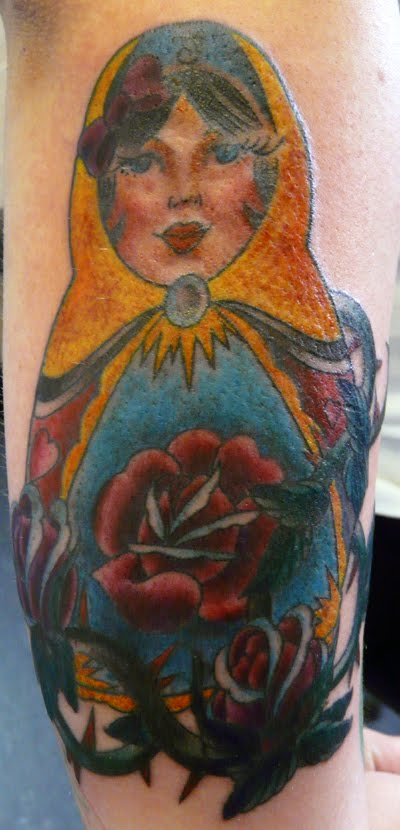 russian doll tattoo. Labels: russian doll, Script,