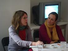 Laura Horelli and Christine Nippe