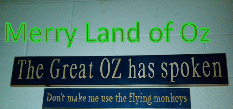 In the Merry Old Land of Oz