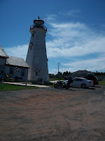 Light House at East Point