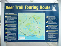 Deer Trail Touring Route