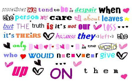 cute love quotes collage