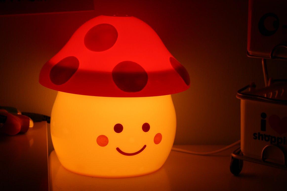 [mushroom-lamp]
