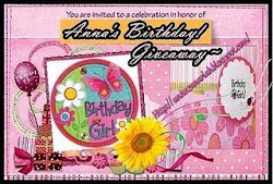 Anna's Birthday GA!