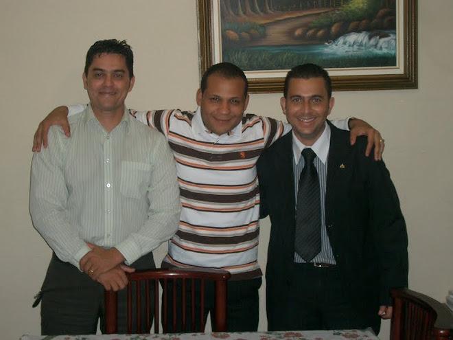 AMIGOS:Kadu,Carlos Alexandre e Alexsandro